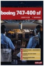 Boeing 747-400 SF - Cockpit-Flüge (3D) / Reportage, 1 Blu-ray