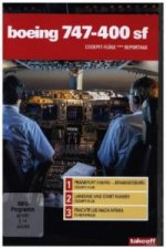 Boeing 747-400 SF - Cockpit-Flüge / Reportage, 1 DVD