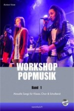 Workshop Popmusik, m. Audio-CD. Bd.1