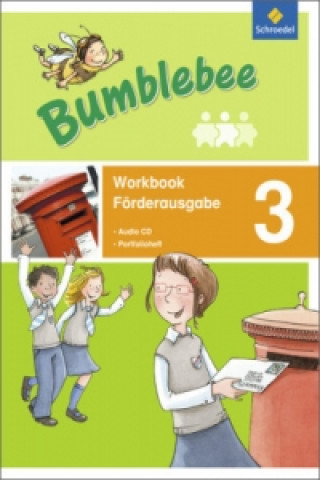 3. Schuljahr, Workbook Förderausgabe Portfolioheft und Pupils Audio-CD