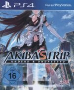 Akibas Trip, Undead & Undressed, PS4-Blu-ray Disc
