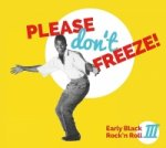 Please Don't Freeze, 1 Audio-CD