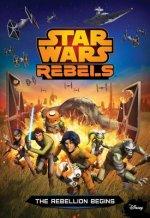 STAR WARS REBELS THE REBELLION BEGINS