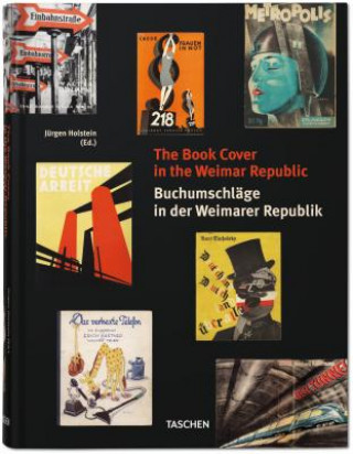 Book Cover in the Weimar Republic