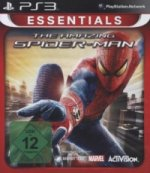 The Amazing Spider-Man, PS3-Blu-ray Disc