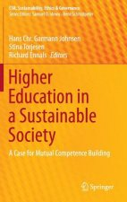 Higher Education in a Sustainable Society