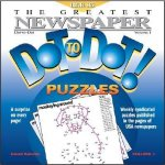 Greatest Newspaper Dot-To-Dot Puzzles, Vol. 1