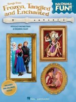 Recorder Fun] Songs From Frozen, Tangled And Enchanted