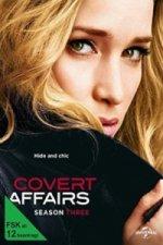 Covert Affairs. Staffel.3, 4 DVDs