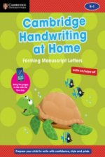Cambridge Handwriting at Home: Forming Manuscript Letters