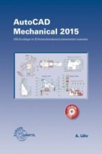 AutoCAD Mechanical 2015, m. CD-ROM