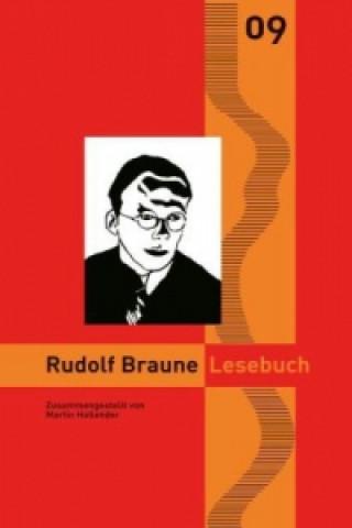 Rudolf Braune Lesebuch