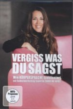 Vergiss, was du sagst, 1 DVD