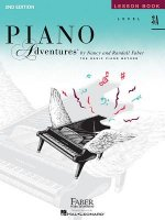 Piano Adventures, Level 3A, Lesson Book