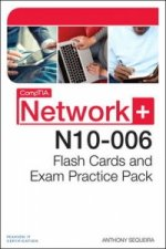 CompTIA Network+ N10-006 Flash Cards and Exam Practice Pack