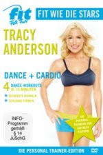 Fit For Fun - Fit Wie Die Stars - Tracy Anderson - Dance+Cardio, 1 DVD