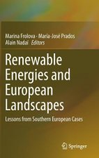 Renewable Energies and European Landscapes