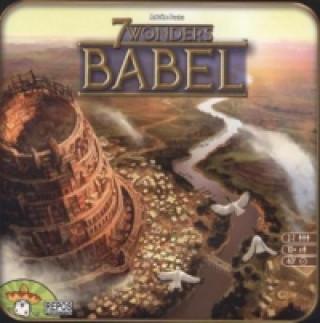 7 Wonders, Babel (Spiel-Zubehör)