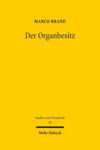 Der Organbesitz