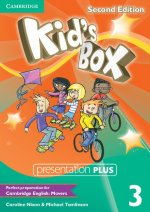 Kid's Box Level 3 Presentation Plus
