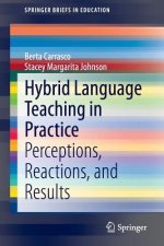 Hybrid Language Teaching in Practice