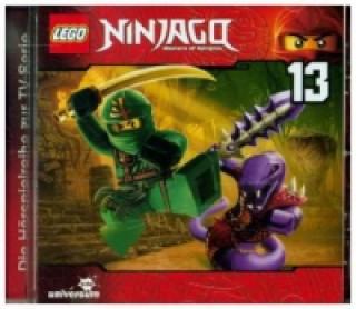 LEGO Ninjago - Die Einladung /  Elementare Schwierigkeiten. Tl.13