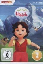Heidi (CGI). Tl.2, 1 DVD