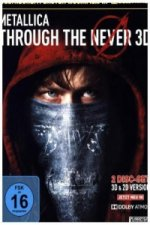 Metallica - Through The Never 3D, 1 Blu-ray
