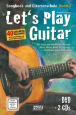 Let's Play Guitar, m. 2 Audio-CDs + DVD. Bd.2
