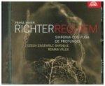 Requiem / Sinfonia con fuga / De Profundis, 1 Audio-CD