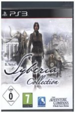 Syberia Complete Collection, PS3-Blu-ray Disc