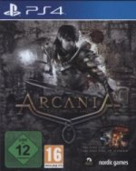 ArcaniA - The Complete Tale, PS4-Blu-ray Disc