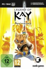 Legend of Kay - Anniversary, DVD-ROM