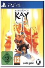 Legend of Kay, PS4-Blu-ray Disc