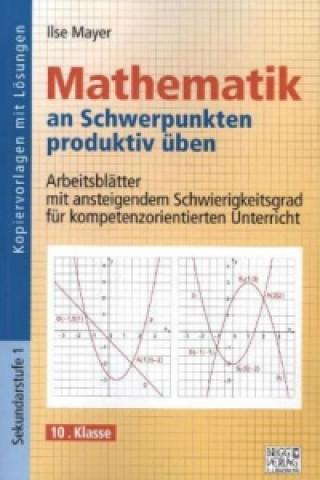 Mathematik an Schwerpunkten produktiv üben - 10. Klasse