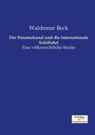 Panamakanal und die internationale Schiffahrt