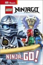 LEGO (R) Ninjago Ninja, Go!
