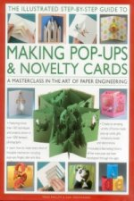 Illustrated Step-by-Step Guide to Making Pop-Ups & Novelty C