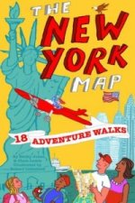 Adventure Walks New York Map