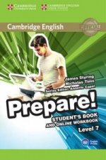 Cambridge English Prepare! Level 7 Student's Book and Online Workbook