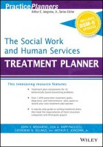 Social Work and Human Services Treatment Planner,with DSM 5