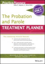 Probation and Parole Treatment Planner, with DSM 5 Updates