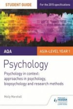 AQA Psychology Student Guide 2: Psychology in Context: Appro