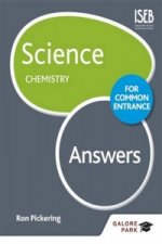 Science for Common Entrance: Chemistry Answers