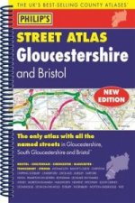 Philip's Street Atlas Gloucestershire