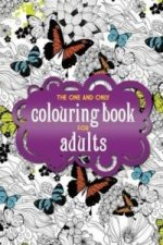 One and Only Colouring Book for Adults