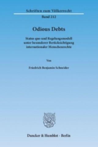 Odious Debts