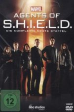 Marvel's Agents of S.H.I.E.L.D., 6 DVDs. Staffel.1