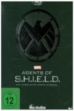 Marvel's Agents of S.H.I.E.L.D., 5 Blu-rays. Staffel.1