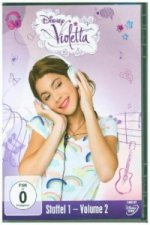 Violetta, 2 DVDs. Staffel.1.2
